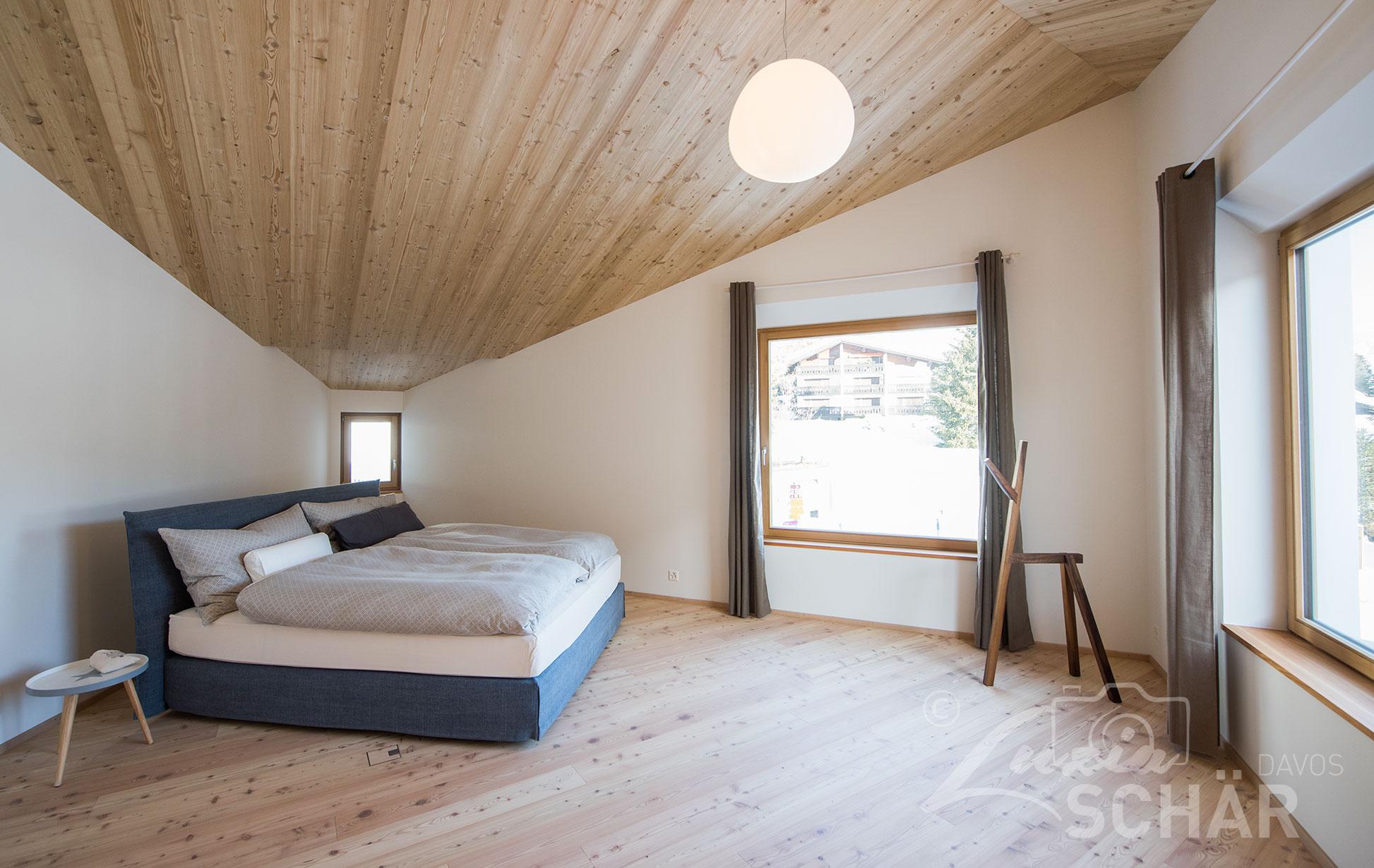 Luzia Schaer - Architektur Fotos - Davos